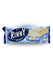 "Вафли с молоком ""Rinny Wafer Milk Coated Cream"" 12.5 грамм"