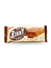"Вафли с шоколадом ""Rinny Wafer Chocolate Coated Cream"" 12.5 грамм"