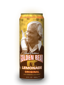 Напиток Arizona Golden Bear Original Lemonade 0,68л