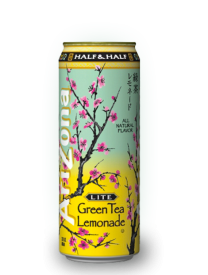 Напиток Arizona Green Tea Lemonade 0,68л