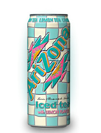 Напиток Arizona Lemon Tea 0,68л