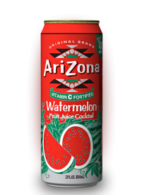 Напиток Arizona Watermelon 0,34л