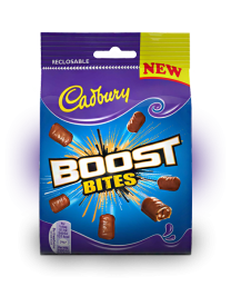 Cadbury Boost Bites Chocolate 80 грамм