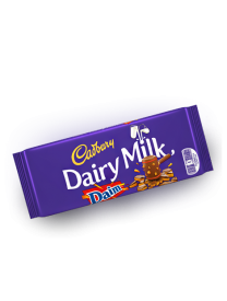 Шоколад Cadbury Daim Chocolate 120 грамм