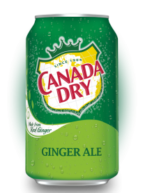 Canada Dry Ginger Ale (Европа)