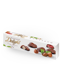 Шоколад Carletti Hazelnut Delight 62 грамм