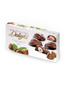 Шоколад Carletti Hazelnut Delight 125 грамм