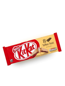 Шоколад KitKat 2 Finger Toffee Treat 165.6 грамм