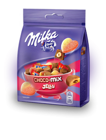 Milka Jelly Mix 140 грамм
