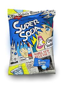 Карамель Nobel Super Soda 88 грамм