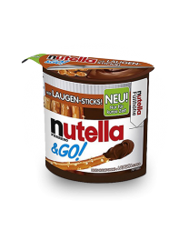Nutella & Go Laugensticks 54 грамм