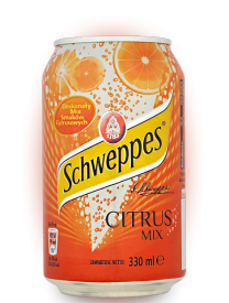 Schweppes Citrus Mix
