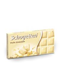 "Шоколад Schogetten White Chocolate ""Белый"" 100 грамм"