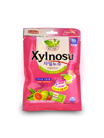 Леденцовая карамель Melland XYLNOSU FRUIT ASTD CANDY 68 грамм