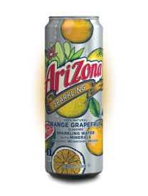 Напиток AriZona Sparkling Orange Grapefruit 355 мл