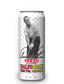 Напиток Arizona Arnold Palmer Zero Tea 0,68л
