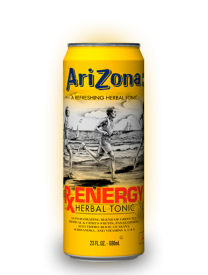 Напиток Arizona Energy Herbal Tea 0,68л