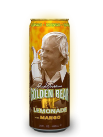 Напиток Arizona Golden Bear Lemonade Mango 0,68л