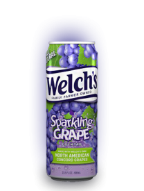 Напиток Arizona Welchs Sparkling Grape 0,695л