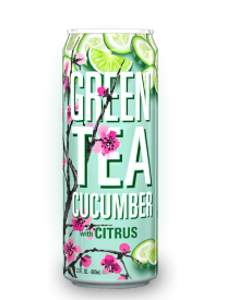 Напиток Arizona Green Tea Cucumber 0,68л