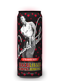Напиток Arizona Arnold Palmer Strawberry 0,68л