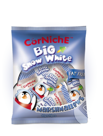 Зефир Corniche Marshmallows большой снежок 255 грамм