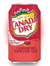 Canada Dry Cranberry