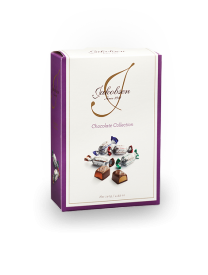 Шоколад Carletti Jakobsen Chocolate Collection Bag in box 140 грамм