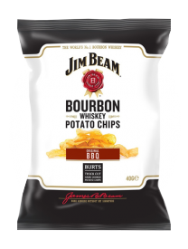 Чипсы BURTS Jim Beam Bourbon Whiskey 40 гр