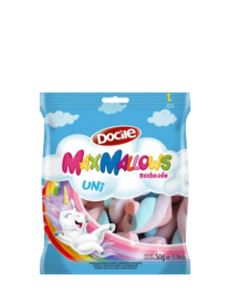 Зефир MAXMALLOWS Unicorn ванильные 220 грамм