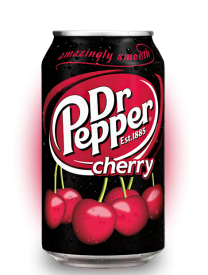 Dr.Pepper Cherry 0.355л