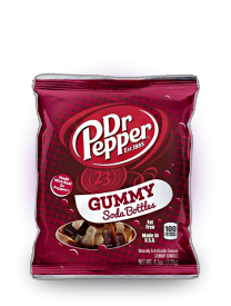 Мармелад Dr.Pepper Soda Bottle Gummies 128 грамм