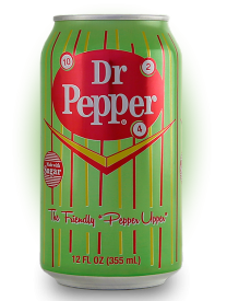 Dr.Pepper Real Sugar США