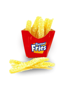 Мармелад Gummi Zone Gummi fries Sour 20 грамм