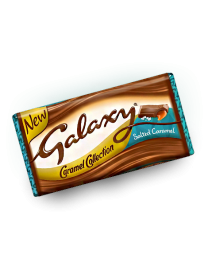 Шоколад Galaxy Salted Caramel 135 грамм