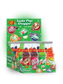 Jelly Belly Soda Pop Shoppe Bottles