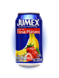 Нектар Jumex Strawberry-Banana Nectar 0.335л