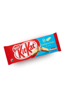 Шоколад KitKat 2 Finger Cookies&Cream 165.6 грамм
