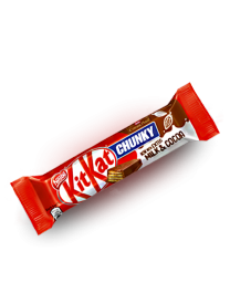 KitKat Chunky Chocolate Bar 40 грамм