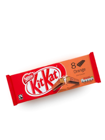 Шоколад KitKat 2 Finger Orange 165.6 грамм