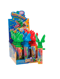 Леденец Kidsmania Gator Chomp Candy 17 грамм