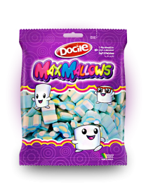 Зефир MAXMALLOWS машинки ванильные 250 грамм