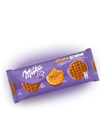 Milka Grains Cookies 126 грамм