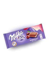 Шоколад Milka Cherry Chocolate 100 грамм