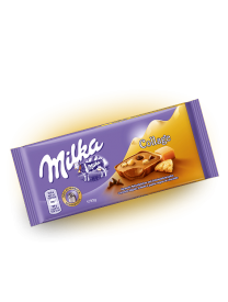 Milka Collage Fudge Chocolate 93 грамм