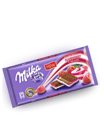 Milka Raspberry Cream 100 грамм