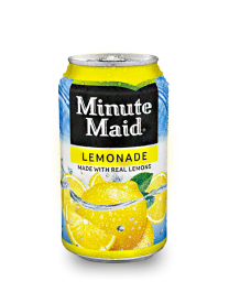 Напиток Minute Maid Lemonade 0.355л