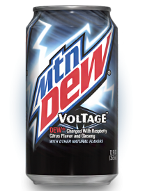 Mountain Dew Voltage