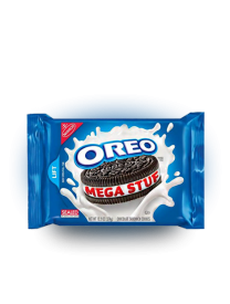 Oreo Mega Stuf Chocolate 371 грамм