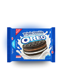 Oreo Triple Double Chocolate 371 грамм